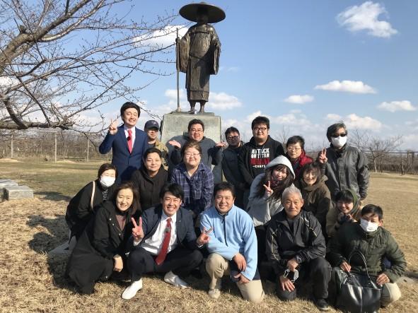 40市町村漫才の旅「藤崎町」