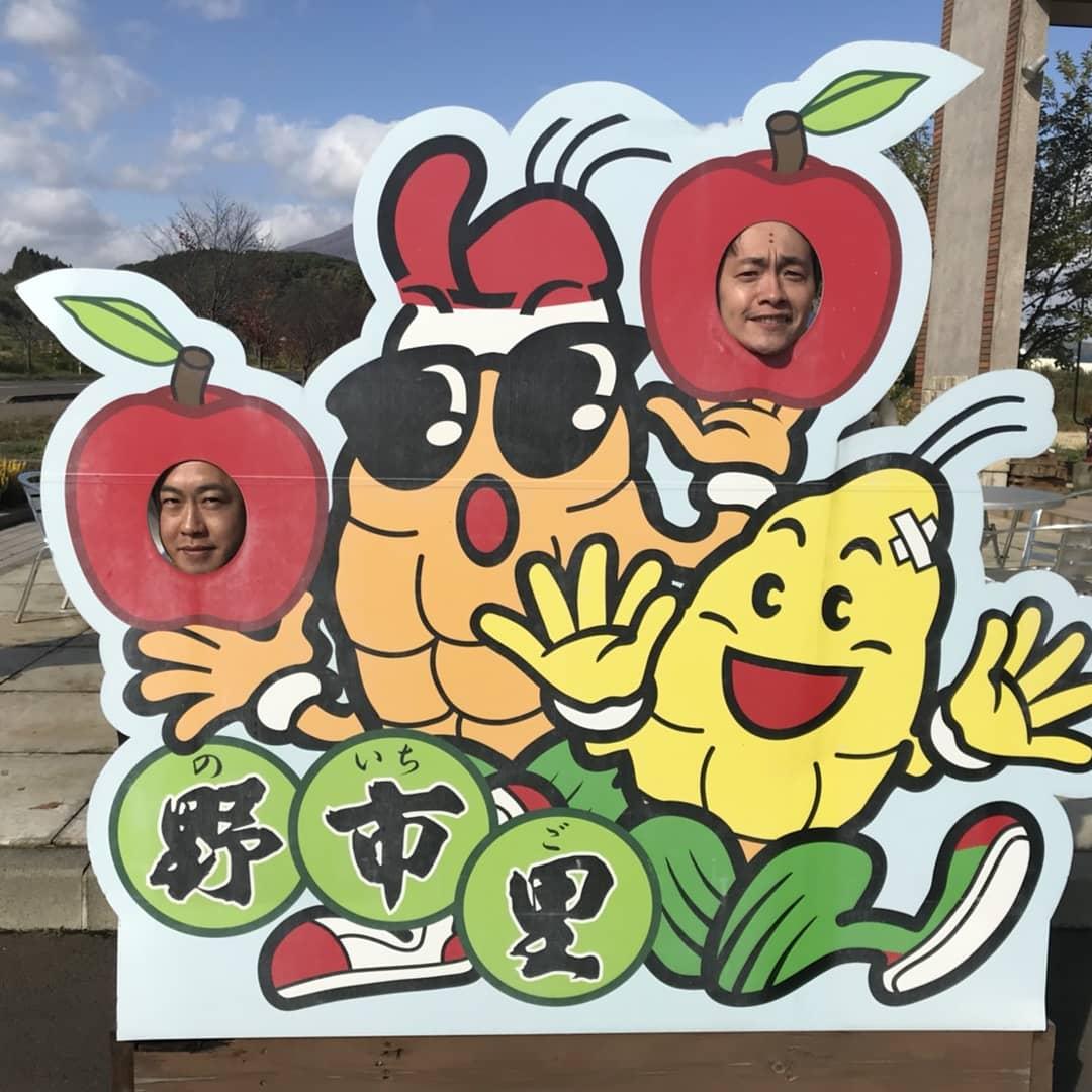 40市町村漫才の旅in弘前市