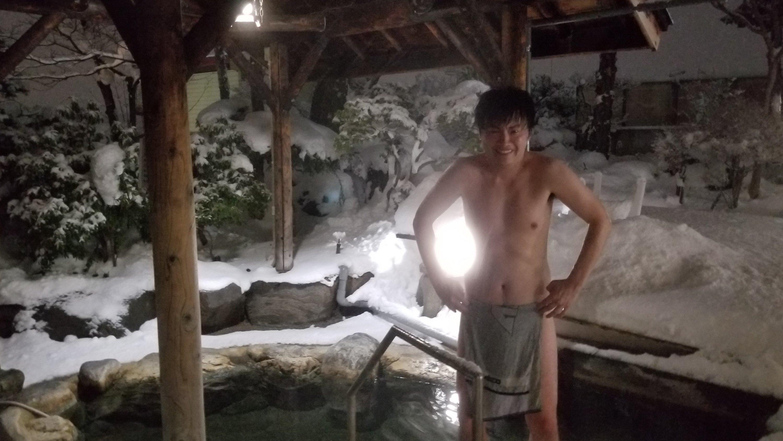 青森最強の水風呂「ゆったら温泉」